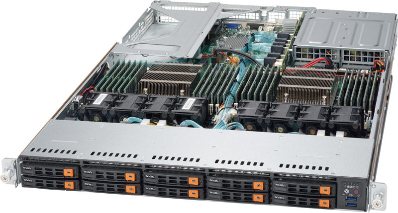 Supermicro NVMe Superserver